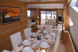 Seawide  Pruva Yacht 80 Interior 4