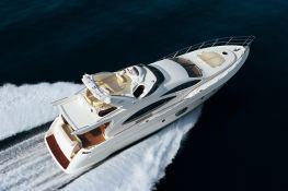 Emmy  Azimut Yachts Fly 68 EVO Exterior 1