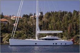 Twilight  Oyster Marine yacht 125' Exterior 4