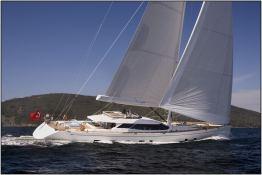 Twilight  Oyster Marine yacht 125' Exterior 1