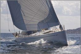 Twilight  Oyster Marine yacht 125' Exterior 2
