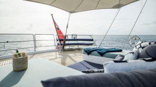 Twilight  Oyster Marine yacht 125' Exterior 5