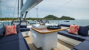 Twilight  Oyster Marine yacht 125' Exterior 6