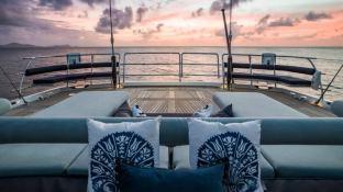 Twilight  Oyster Marine yacht 125' Exterior 7