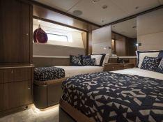 Twilight  Oyster Marine yacht 125' Interior 10
