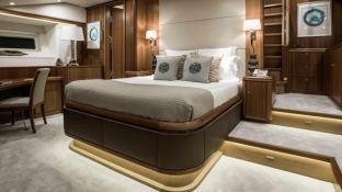 Twilight  Oyster Marine yacht 125' Interior 13