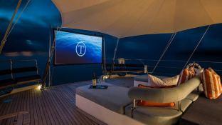 Twilight  Oyster Marine yacht 125' Interior 14