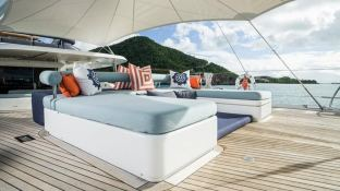 Twilight  Oyster Marine yacht 125' Exterior 9