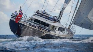 Twilight  Oyster Marine yacht 125' Exterior 3