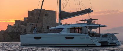 Saba 50 with watermaker & A/C Exterior 2