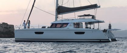 Saba 50 with watermaker & A/C Exterior 3