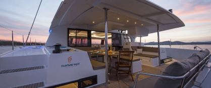 Saba 50 Fountaine Pajot Interior 1