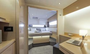 Saba 50 Fountaine Pajot Interior 2