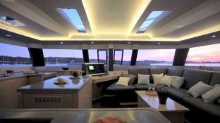 Saba 50 Fountaine Pajot Interior 3