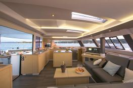 Saba 50 Fountaine Pajot Interior 4