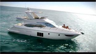 Azimut 53 Fly Azimut Yachts Exterior 2
