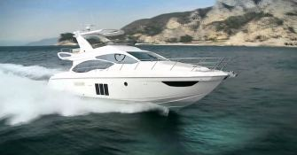 Azimut 53 Fly Azimut Yachts Exterior 3