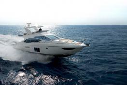 Azimut 53 Fly Azimut Yachts Exterior 1