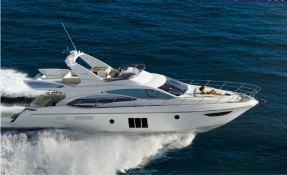 Azimut 58 Fly Azimut Yachts Exterior 3