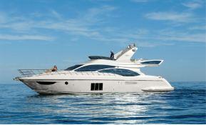 Azimut 58 Fly Azimut Yachts Exterior 5