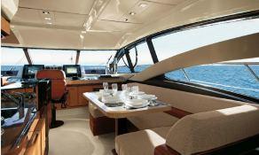 Azimut 58 Fly Azimut Yachts Interior 1