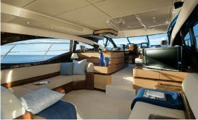 Azimut 58 Fly Azimut Yachts Interior 3