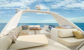 Azimut 58 Fly Azimut Yachts Exterior 6