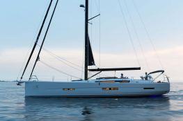 Dufour 560 Dufour Yachts Exterior 4