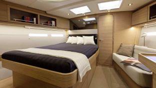 Dufour 560 Dufour Yachts Interior 1