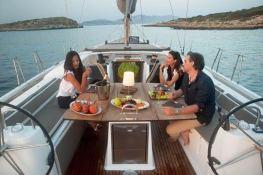 Dufour 560 Dufour Yachts Exterior 9