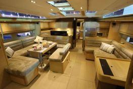 Dufour 560 Dufour Yachts Interior 2