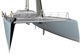 TS 42 XL Catamaran Exterior 3
