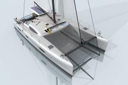 TS 42 XL Catamaran Exterior 1