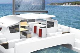 TS 42 XL Catamaran Exterior 2