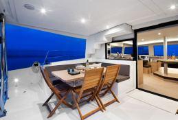 Bali 4.5 Catana Catamaran Exterior 4