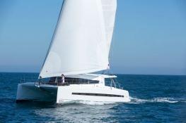 Bali 4.5 Catana Catamaran Exterior 2