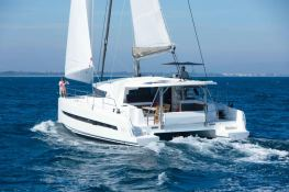 Bali 4.5 with watermaker & A/C Exterior 1