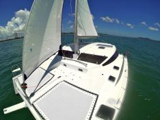 Islands Spirit 38 Islands Spirit Catamaran Exterior 1