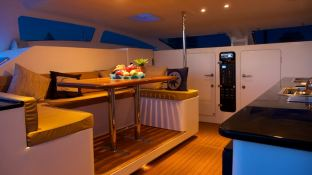 Islands Spirit 38 Islands Spirit Catamaran Interior 1