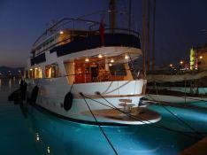 Le Kir Royal Van den Akken Yacht 30M Exterior 2