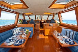 Hyperion Royal Huisman Sloop 48M Interior 5
