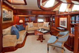 Hyperion  Royal Huisman Sloop 48M Interior 8