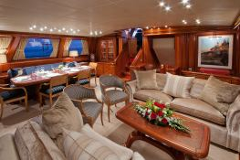 Hyperion Royal Huisman Sloop 48M Interior 7