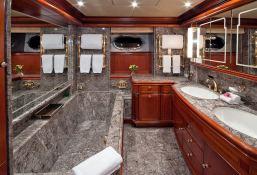 Hyperion  Royal Huisman Sloop 48M Interior 26