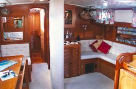 High Aspect Ketch 22M Interior 4