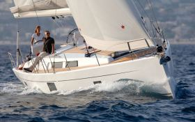 Hanse 455 Hanse Yachts Exterior 2