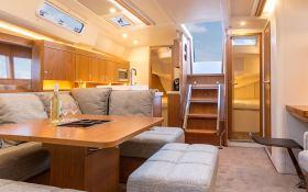 Hanse 455 Hanse Yachts Interior 1