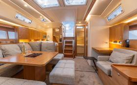 Hanse 455 Hanse Yachts Interior 2