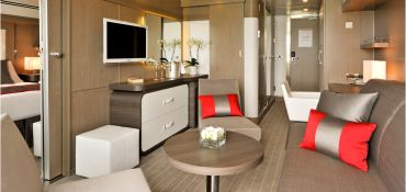 Le Boreal  Fincantieri Liner 142M Interior 5