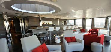 Le Boreal  Fincantieri Liner 142M Interior 2
